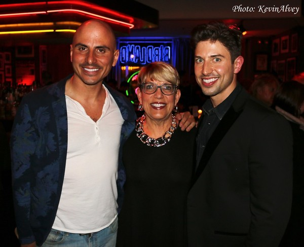Anthony David Adams, Janet Rose and Nick Adams