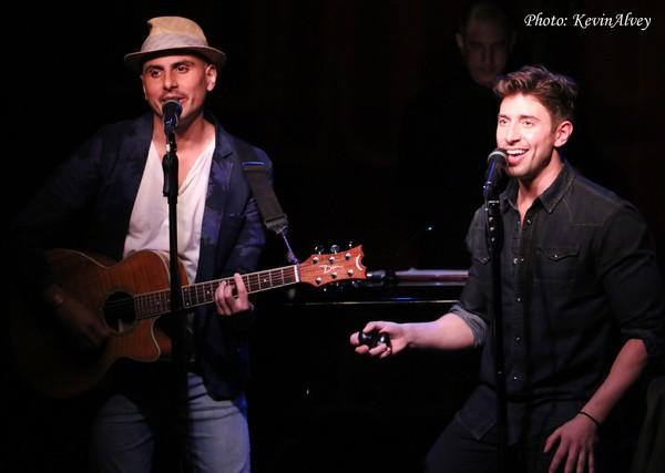 Anthony David Adams and Nick Adams