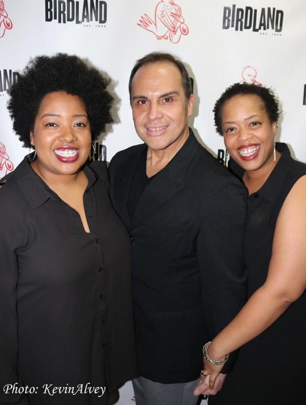 Celisse Henderson, Elisio Roman and Angela Grovey