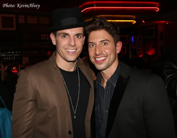 Kyle Brown and Nick Adams