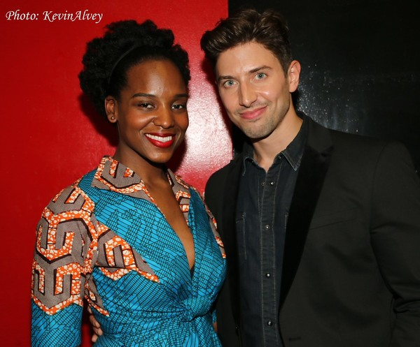 Tryphena Wade and Nick Adams