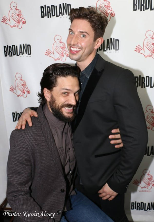 Will Swenson and Nick Adams