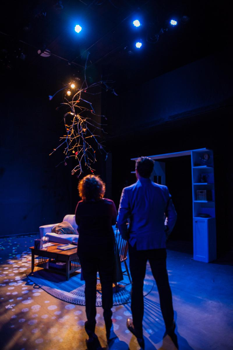 BWW Review: Intense and Compelling IN A WORD at The Hub Theatre