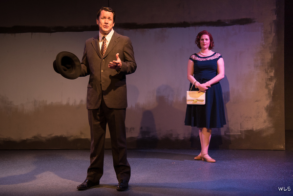 Photo Flash: First Look at MAPLE AND VINE at Firehouse Theatre