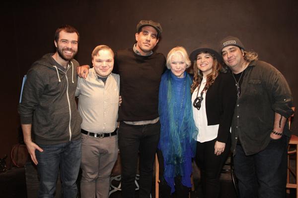 Bobby Cannavale, Ellen Burstyn, Paola Lazaro-Munoz and Stephen Adly Guirgis