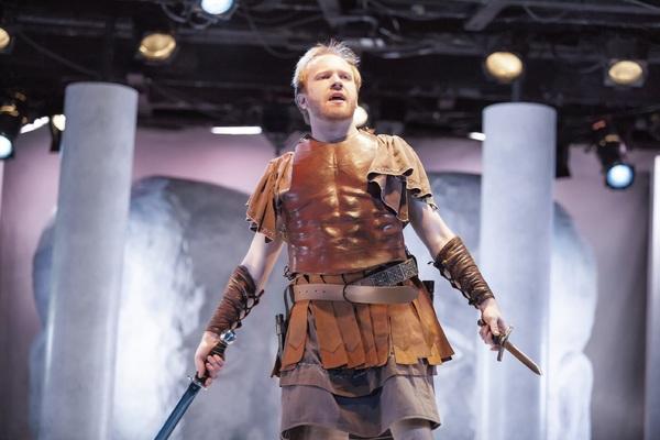 Josh Katawick as Cassius