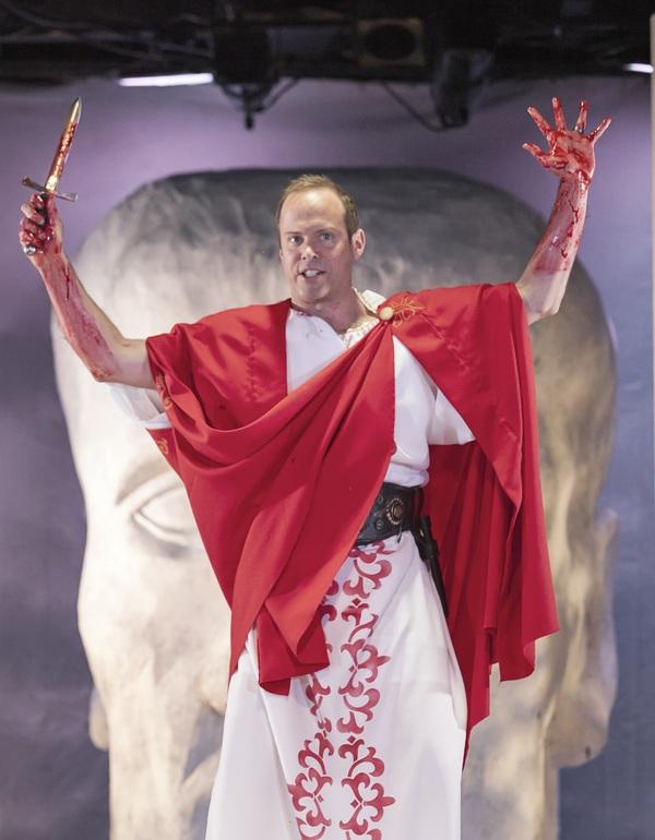 Brent Vimtrup as Brutus