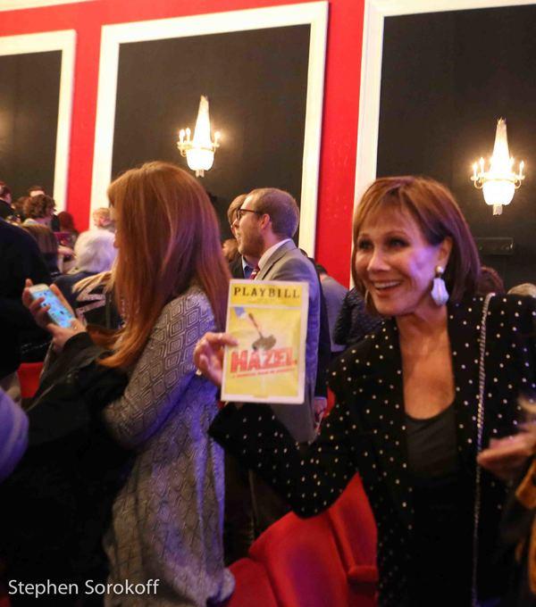 Photo Coverage: Inside Opening Night of HAZEL, Starring Klea Blackhurst, at Drury Lane Theatre