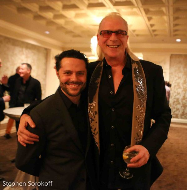 Joshua Bergasse & Ron Abel