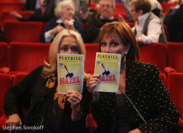 Eda Sorokoff & Michele Lee