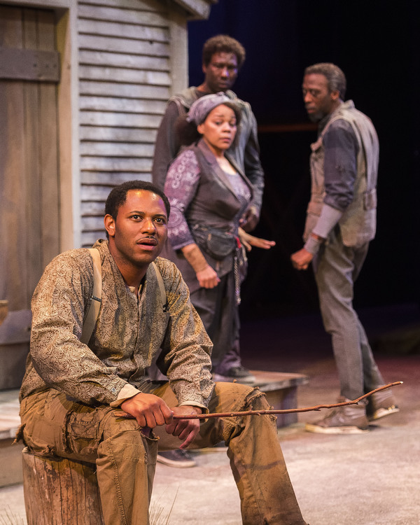 Photo Flash: First Look at FATHER COMES HOME FROM THE WARS West Coast Premiere at CTG/Mark Taper Forum