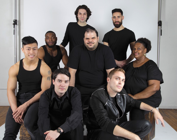 Russell Norris, Joey Mirabile, Brian Anthony Simmons, Alex J.Moreno, Itanza Wooden, William Chang, Thomas Royce Daniels, Scott Salame