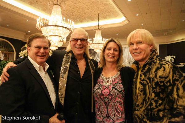 Steven Abel, Ron Abel, Lisa Weber, Chuck Steffan Photo