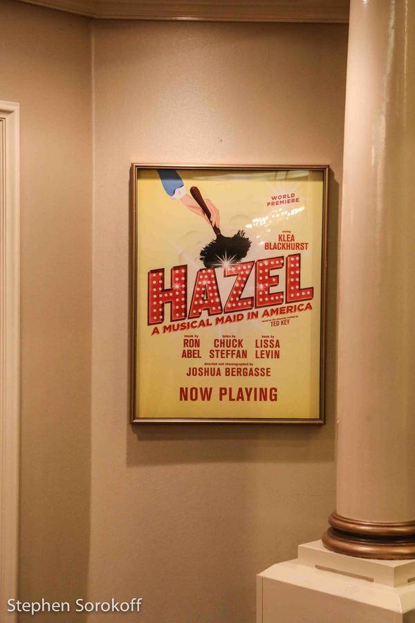 Photo Coverage: Behind the Scene of HAZEL's Opening Night at Drury Lane Theatre