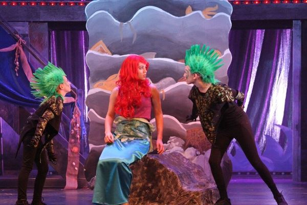Photo Flash: First Look at THE LITTLE MERMAID JR. at Engeman Theatre