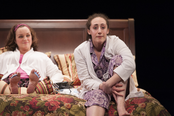 Photo Flash: First Look at Bathsheba Doran's THE MYSTERY OF LOVE & SEX at Signature Theatre