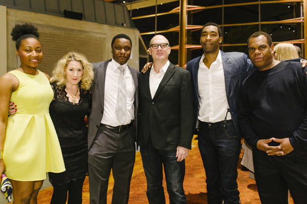 Photo Flash: ALL THE WAY Celebrates Opening Night at Arena Stage