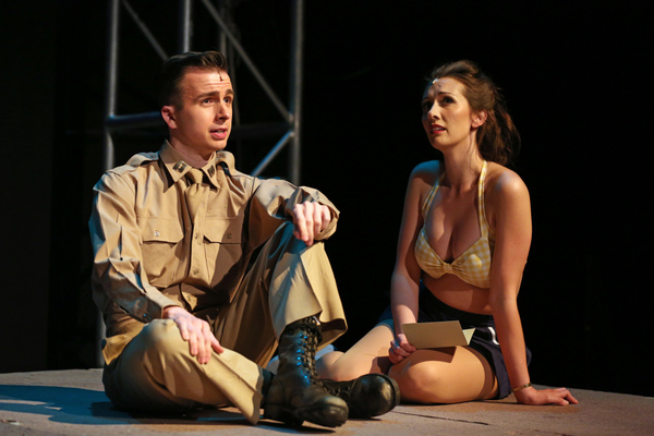 Photo Flash: First Look at SOUTH PACIFIC at Seattle Musical Theatre