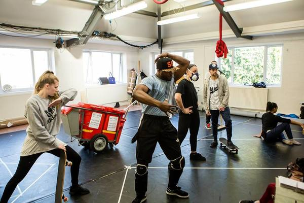 Photo Flash: In Rehearsal for Metta Theatre's Reimagined Tour of JUNGLE BOOK, Coming to London This Summer