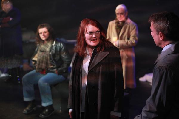 Photo Flash: First Look at AstonRep's THE WOMEN OF LOCKERBIE