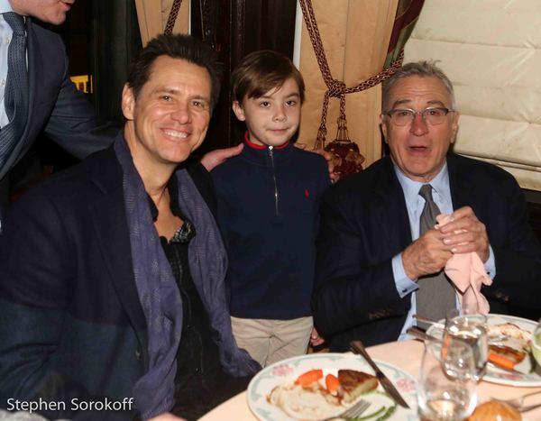 Jim Carrey & Robert DeNiro