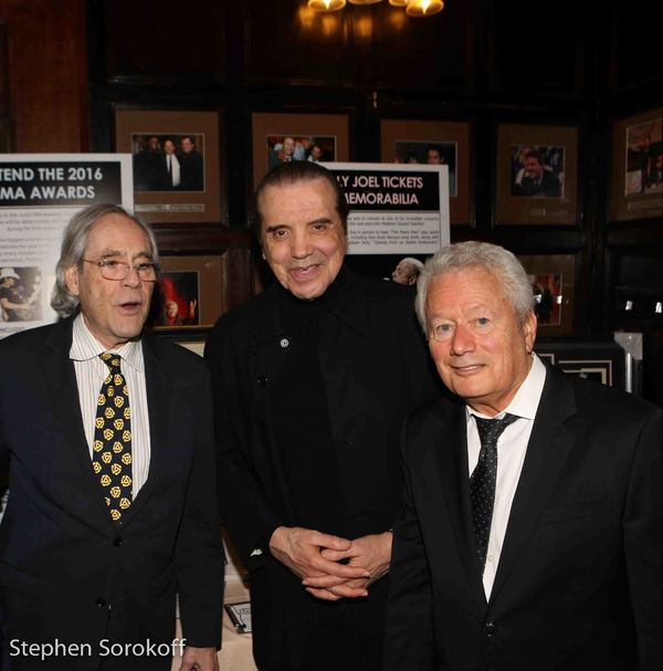 Robert Klein, Chazz Palminteri, Stephen Sorokoff