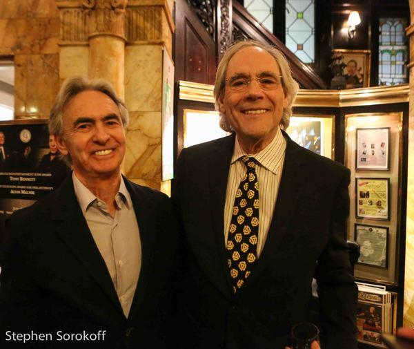 David Sternberg & Robert Klein Photo