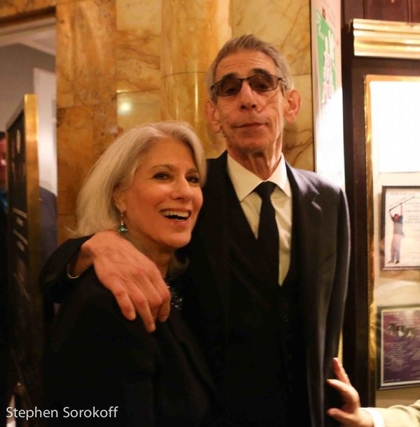 Jamie deRoy & Richard Belzer Photo