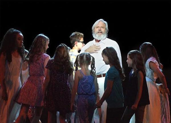 Photo Flash: First Look at Cabrillo Music Theatre's CHILDREN OF EDEN
