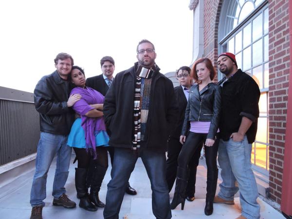 Steven Skwarek, Desiree Perkins, Samuel Yaggy, Chris Manetakis, Stephanie Lourenco, J Photo