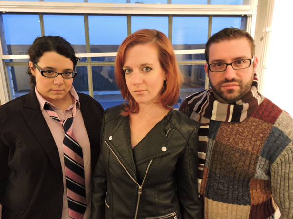 Stephanie Lourenco, Jennifer Silverman, Chris Manetakis Photo