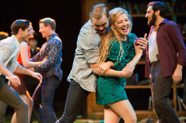 Photo Flash: First Look at Great Lakes Theater's LOVE'S LABOUR'S LOST