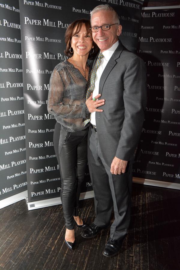 Joann M. Hunter (Choreographer) and Mark S. Hoebee (Producing Artistic )