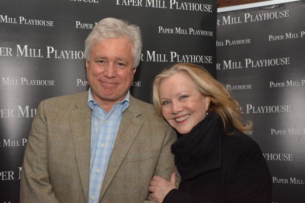 David Thompson and Susan Stroman