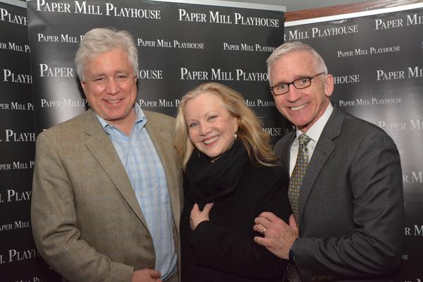 David Thompson, Susan Stroman and Mark S. Hoebee Photo