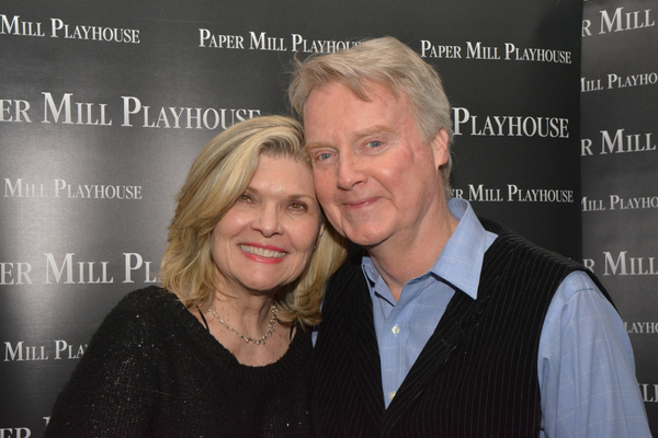 Debra Monk and John Foley