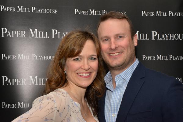 Julie Foldesi and Michael Croiter Photo