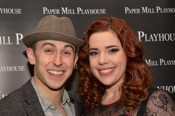 Cody Williams and Alysha Umphress