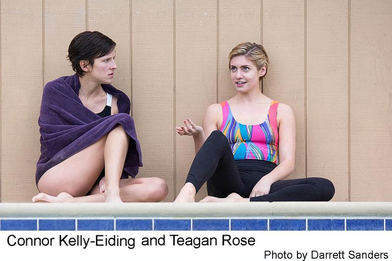 BWW Review: DRY LAND Features a Pair of Fine Actresses Up a Creek