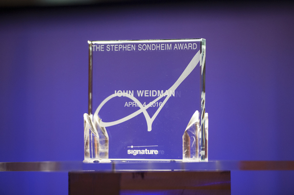 The Stephen Sondheim Award