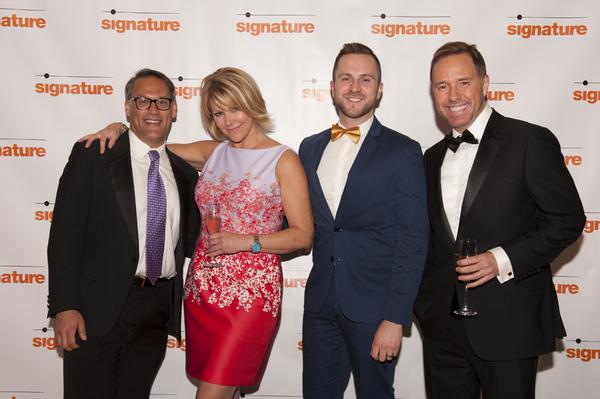 Matt Glassman, Wendy Rieger, Kevin Williams, and Jim Handly  Photo