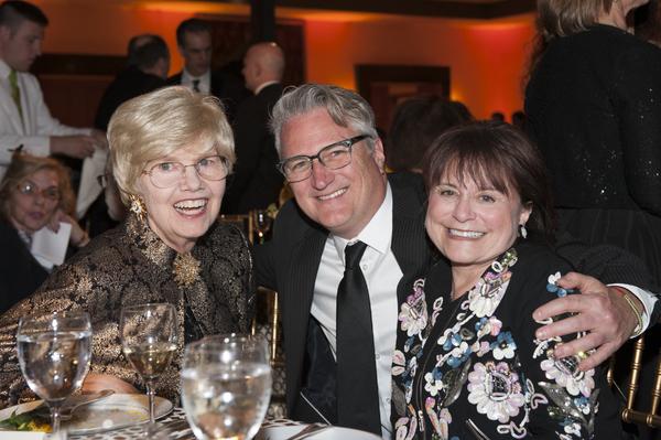 Helen Henderson, Artistic  Eric Schaeffer and Iris Dart  Photo