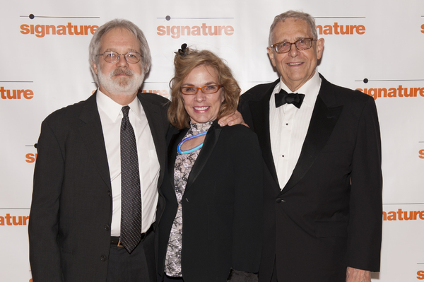 Photo Flash: Michael Cerveris, Karen Ziemba & More Honor Librettist John Weidman at Signature's Sondheim Gala