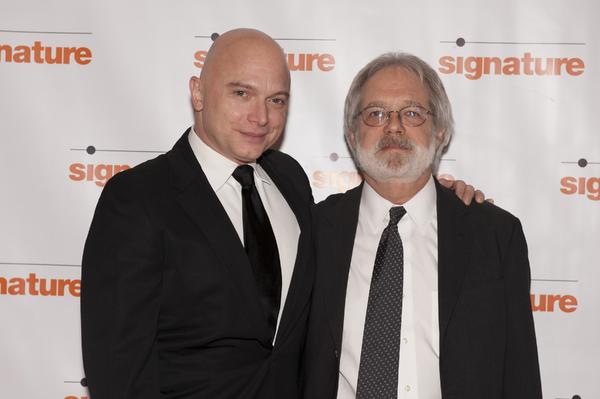 John Weidman and Michael Cerveris
