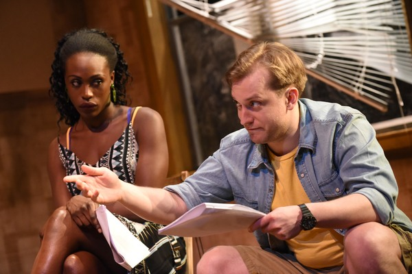 Photo Flash: First Look at the UK Tour of CLYBOURNE PARK