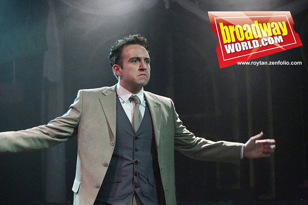 Photo Coverage: First Look at Ruby in the Dust's GATSBY at The Union Theatre