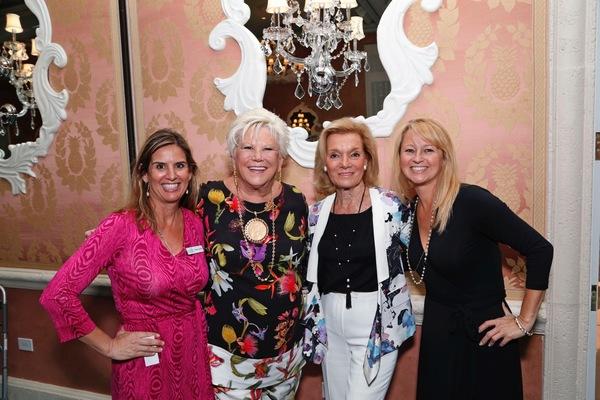 Debbie Calabria, Roe Green, Priscilla Heublein, Mary Lewis
