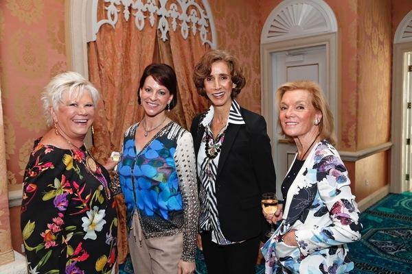 Roe Green, Suzanne Neidland, Irene Athens, Priscilla Heublein