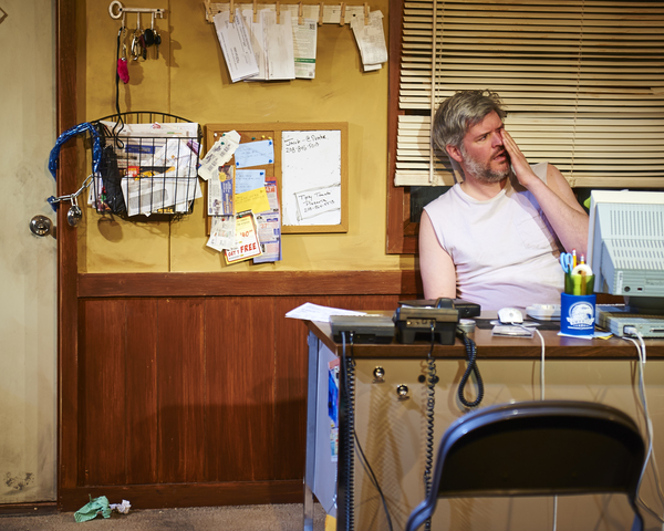 Photo Flash: First Look at Steep Theatre's Midwest Premiere of THE FEW