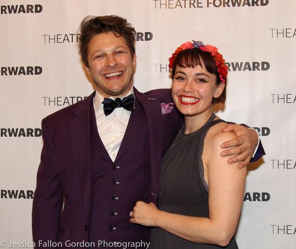 Benjamin Scheuer and Jemima Williams